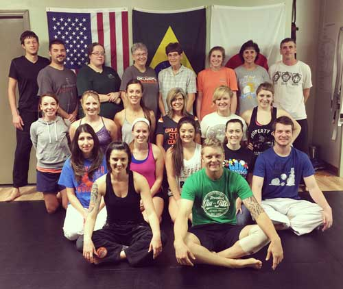 Balanced Bodies Self Defense Seminar
