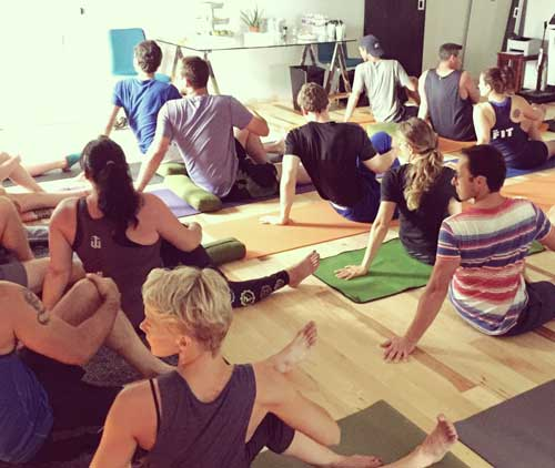 Balanced Bodies Yoga Seminar